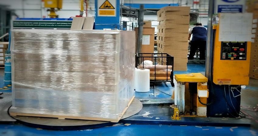 pellicola per imballaggio